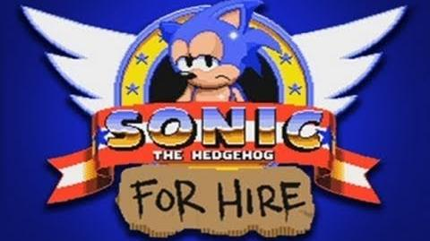 Sonic For Hire - Metroid