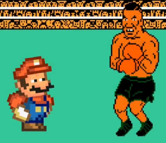 File:Mario and Mike Tyson.png