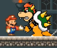 SFH Mario and Bowser