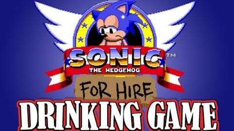 Sonic For Hire Drinking Game