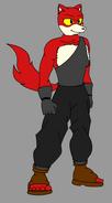 Ryudan the Wolf