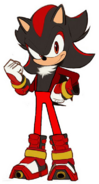 Shadow in new outfit