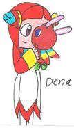 Rq dena and her chao by cmara-d30ymya