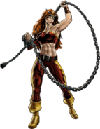 Thundra (Earth-12131) 001