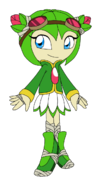 Cosmo the Seedrian (Sonic Boom)
