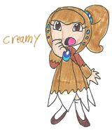 Clm creamy by cmara-d326j36
