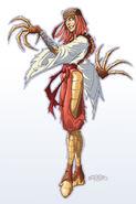 Yuriko Oyama (Earth-616) 003