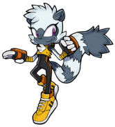 Tangle the lemur sa style by cylent nite-dc1203o