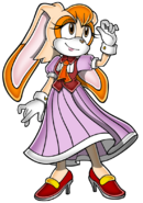 Vanilla the rabbit 2013 by dody inferno-d6773ah