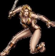 Shanna O'Hara (Earth-12131) 001