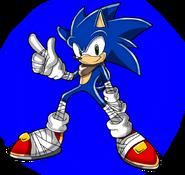 Sonic boom sonic sa2b by x shine x-d78q0ej