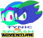 Tynic and Splash adventure