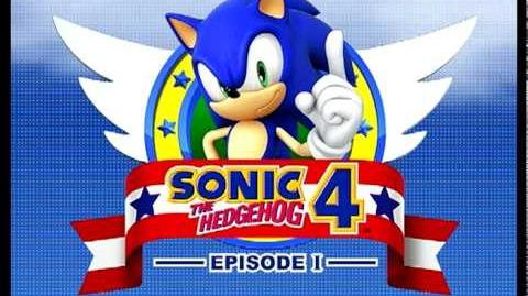 Sonic The Hedgehog 4 - Episode 1 - Title Screen Theme