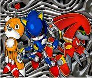 Team metal