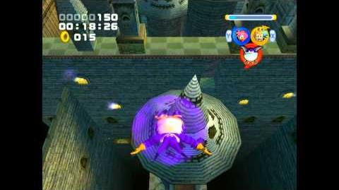 Sonic Heroes Power Formation Flying