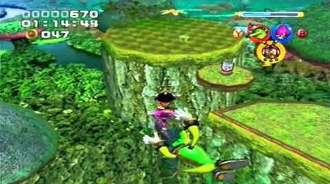 Chaotix Frog Forest Beginner Strats