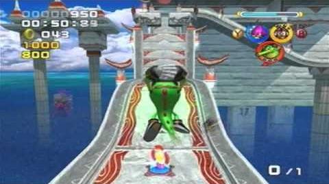 Chaotix Ocean Palace Beginner Strats
