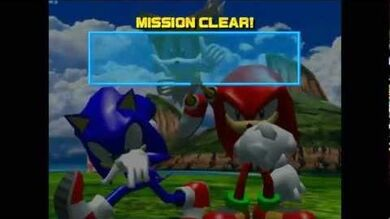 sonic heroes pc vs gamecube