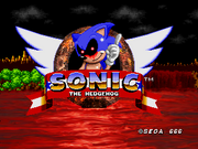 Sonic exe the real title screen by secretagentjonathon-d5hapdl