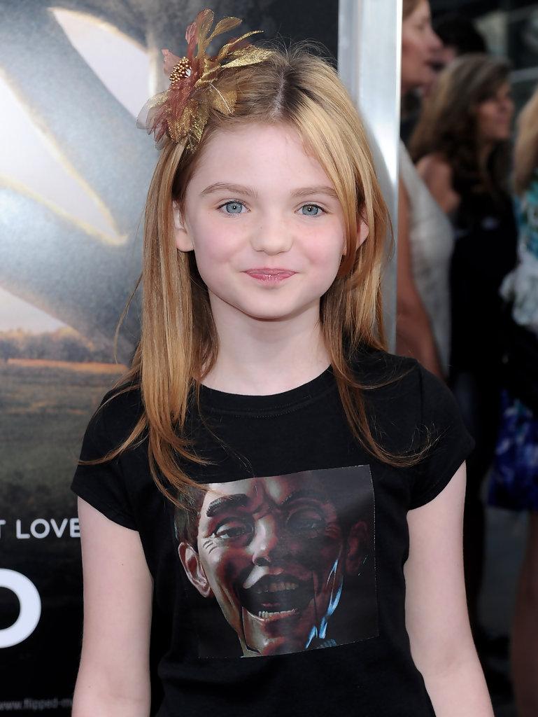 Morgan Lily child