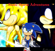 2017 Sonic Storm Adventures poster