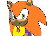 Ricky the Hedgehog