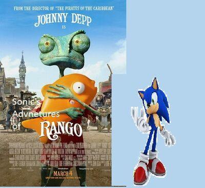 Sonic's Adventures of Rango