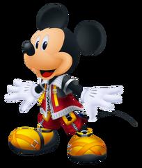 King Mickey KHREC
