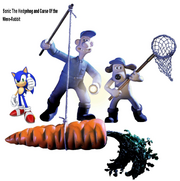 Sonic and anti-pesto