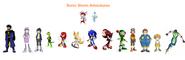 Tigerman531's Sonic Storm Adventures Team
