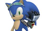 Sonus The Hedgehog