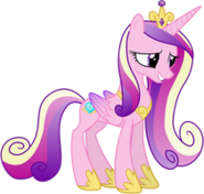 Cadance cute smile by stillfire-d7l52gp