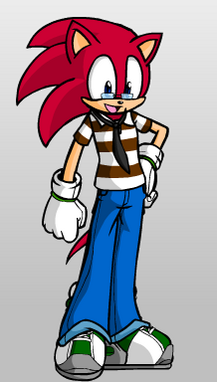 Robbie the Hedgehog