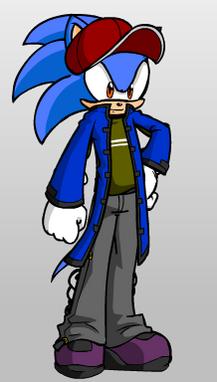 Andrew the Hedgehog