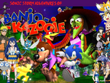 Sonic Storm Adventures of Banjo-Kazooie