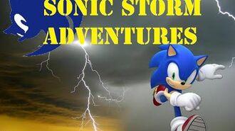Sonic Storm Adventures ending