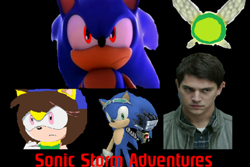 Sonic's Adventure Wiki