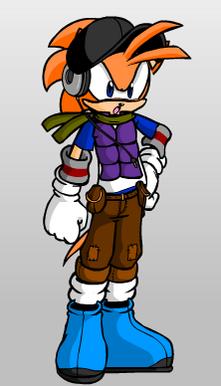 Goomer the Hedgehog