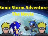 Sonic Storm Adventures The Movie