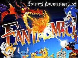 Sonic's Adventures of Fantasmic Poster01
