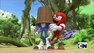 Team Knuckles (Cameron Version)