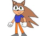 Eddy the Hedgehog