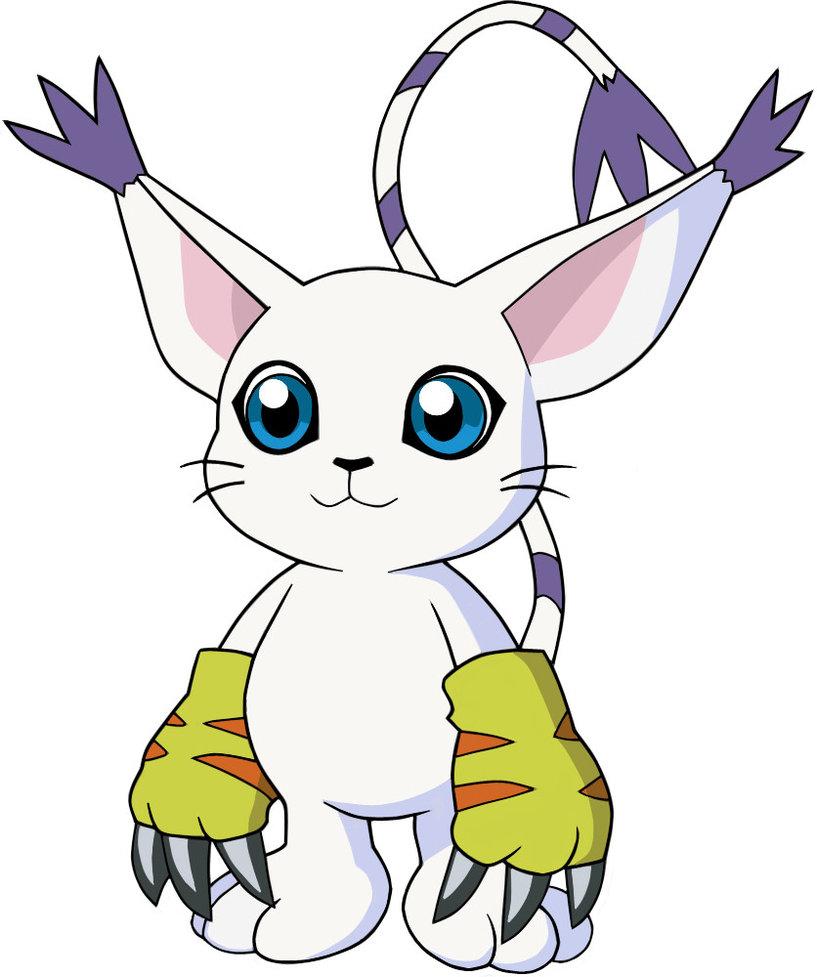 Digimon of the Week: Gatomon (Tailmon) - Digimon Forum - Neoseeker ...