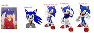 Sonic's Ages