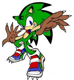 Matrix the hedgehog