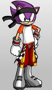 Nick's look in Sonic Boom