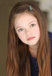 Young Molly Harper