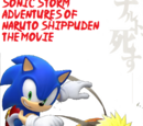 Sonic Storm Adventures of Naruto Shippuden The Movie