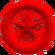 Ring Stella Rossa Icona - Sonic Runners