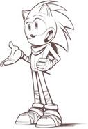 Sonic2 Concept - Sonic Boom